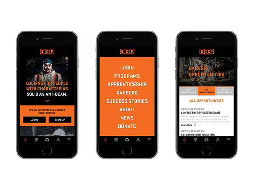 New Mobile App Connects Gen Z Students with Construction Apprenticeship Opportunities