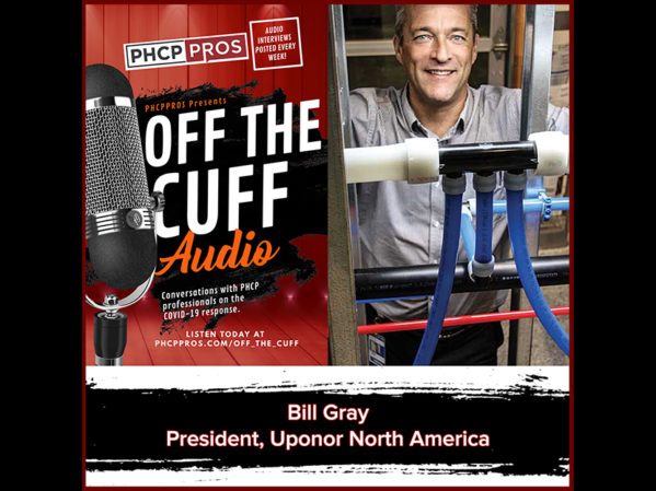 PHCPPros Off the Cuff: Uponor