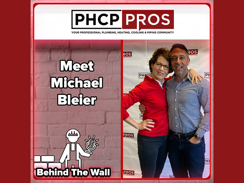 PHCPPros Behind the Wall Podcast: Meet Michael Bleier