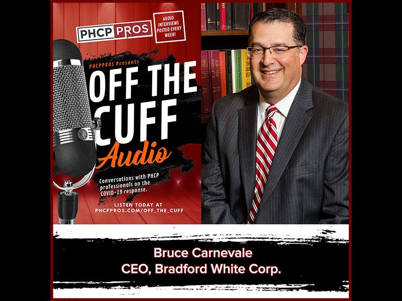 PHCPPros Off the Cuff: Bradford White