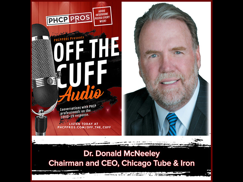 PHCPPros Off the Cuff: Chicago Tube and Iron Co.