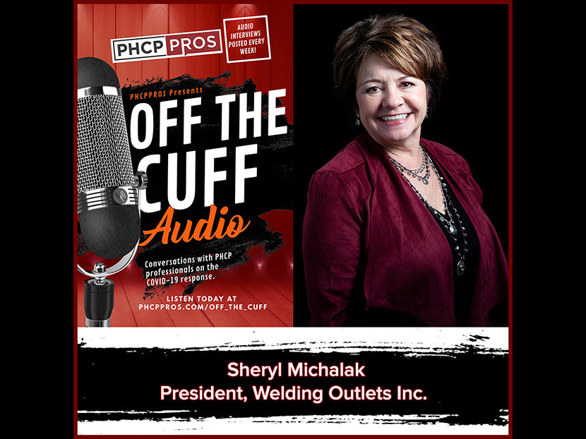 PHCPPros Off the Cuff: Welding Outlets Inc.