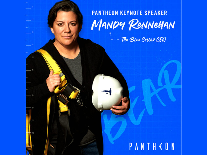 "ServiceTitan Announces Mandy ""Bear"" Rennehan as Keynote Speaker for Pantheon User Conference"