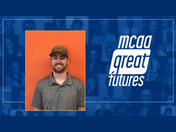 Titan Mechanical Intern Colton Battin Receives MCAA Internship Grant
