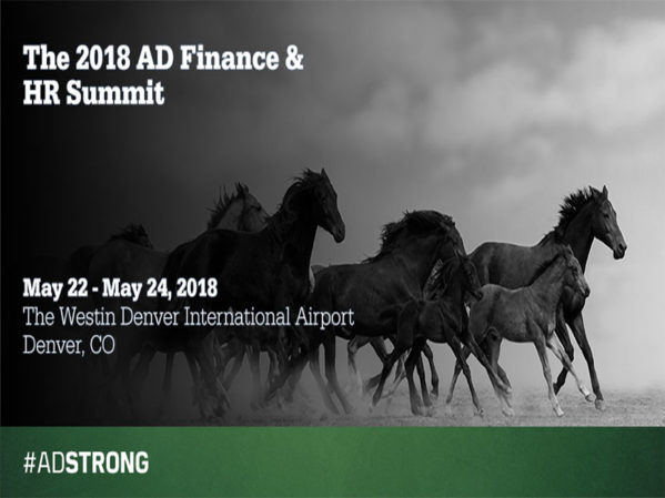 AD to Host First Combined Finance and HR Summit