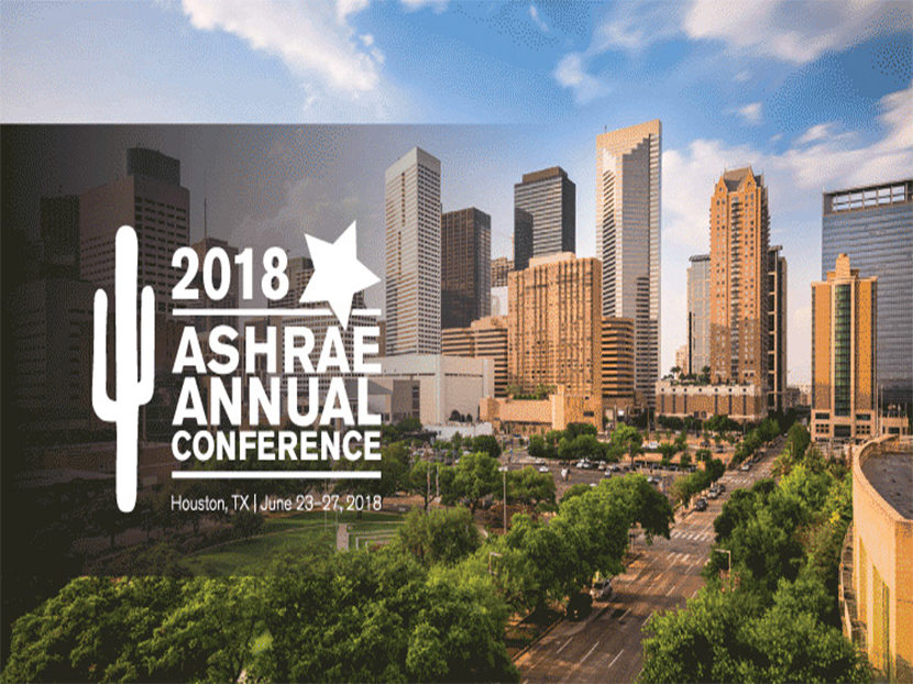 ASHRAE Heads to Houston for Annual Conference