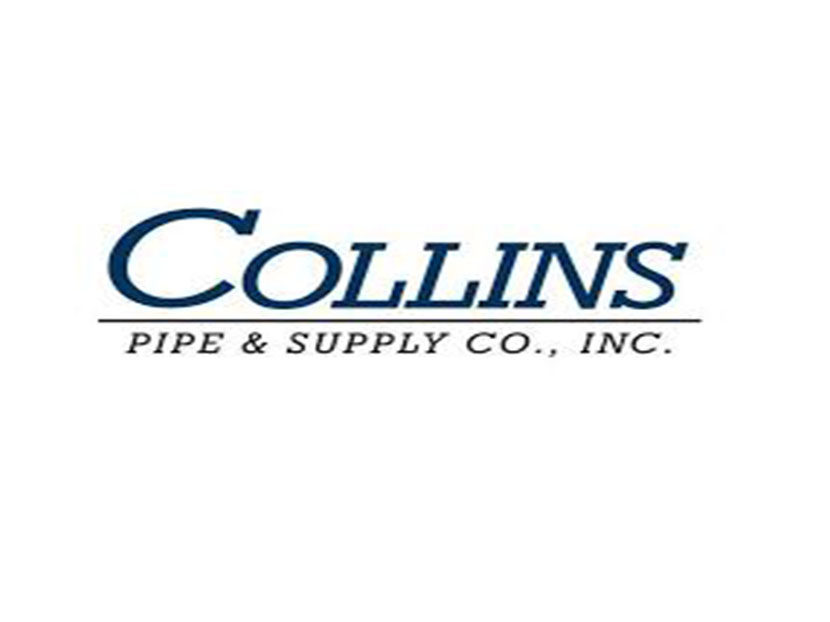 Collins Divisions Named Reps for PVF, Engineered Product Lines