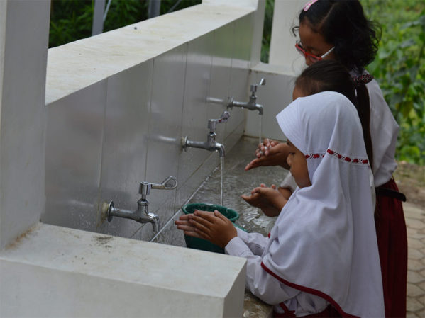 Community Celebrates Completion of CPC2017 Projects in Indonesia