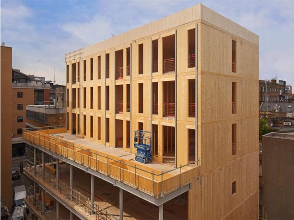 Fire Protection Research Foundation Releases New Findings on Cross Laminated Timber
