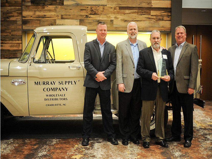 Murray Supply Hosts Annual Recognition Dinner
