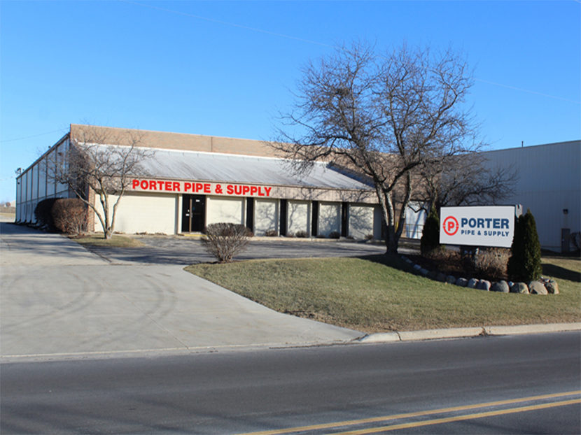 Porter Pipe to Open New Branch