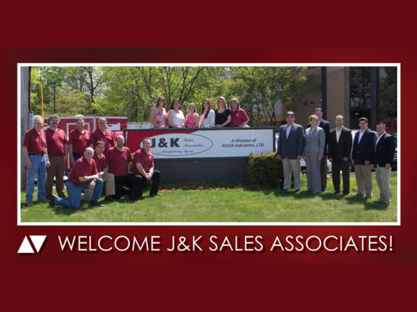 American Valve Announces J&K Sales Associates as New Rep Group