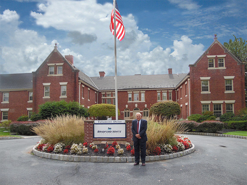 Bradford White Mourns Loss of its Chairman A. Robert Carnevale
