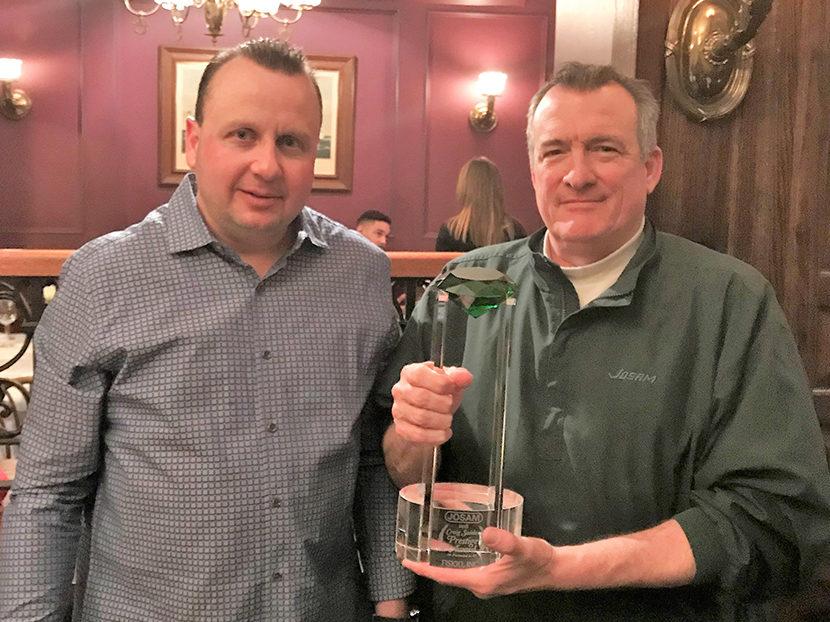 Josam Announces Fiskio Inc. as 2018 Craig Swider Prestige Award Recipient
