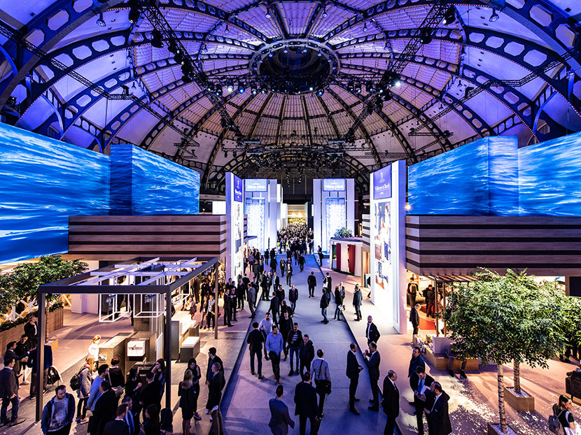Proportion of International Visitors Climbs to Record Level at ISH 2019