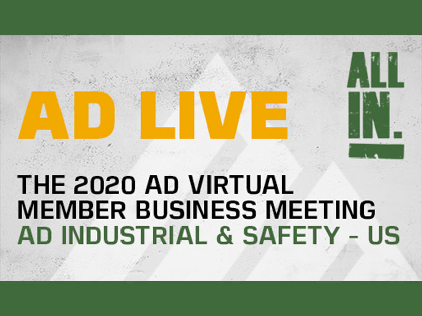AD Hosts Over 250 Attendees at First-Ever Live Virtual Member Meeting