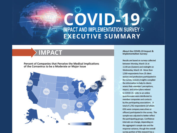 ASA Shares Statistical Breakdown of COVID-19 Impact on Businesses