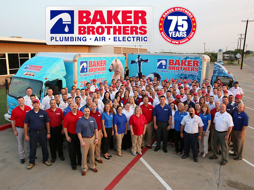 Baker Brothers Celebrates 75th Anniversary