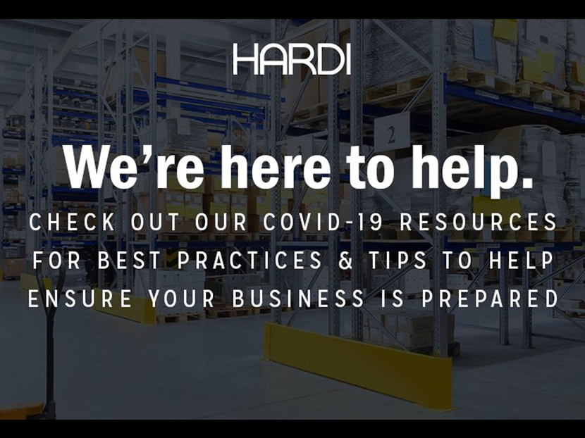 HARDI Publishes COVID-19 Resource Page