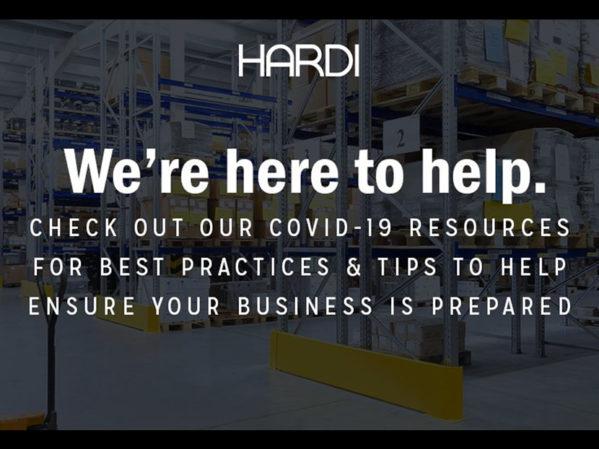 HARDI Publishes COVID-19Resource Page