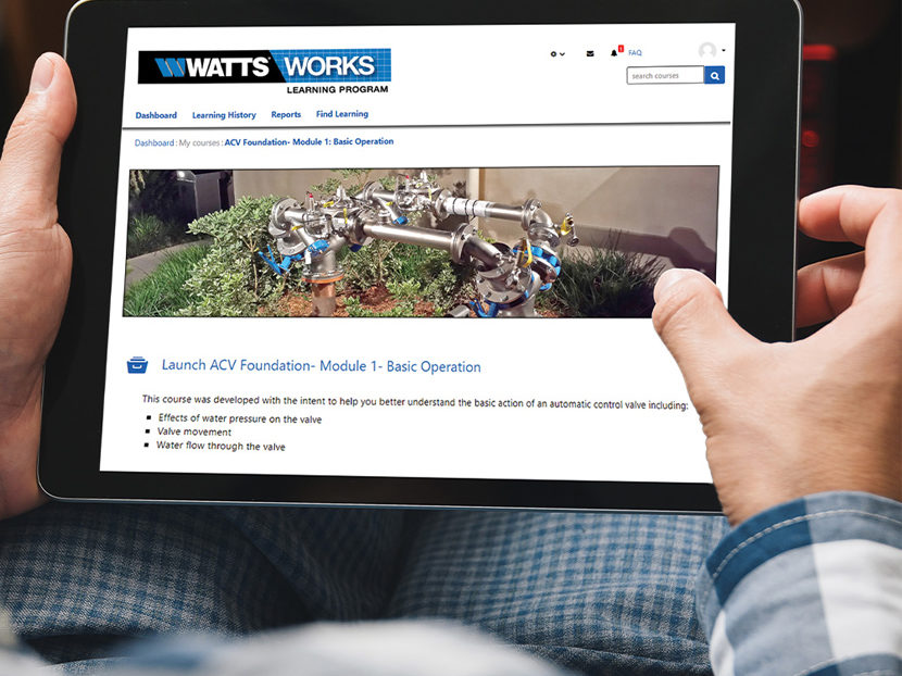 Watts Works Online Provides At-Home Training Opportunities