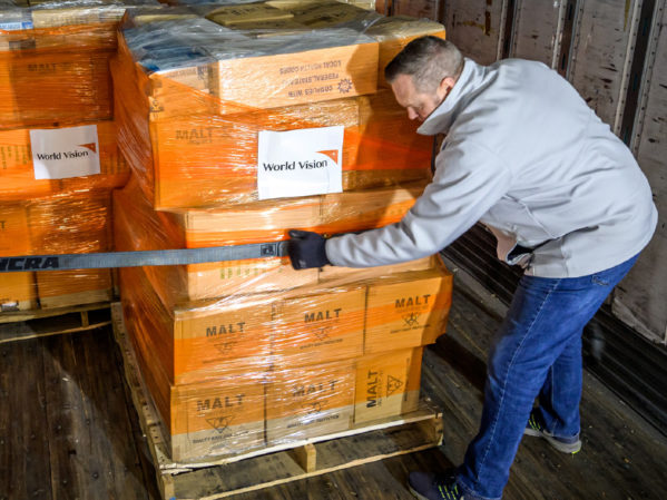 World Vision Responds to COVID-19
