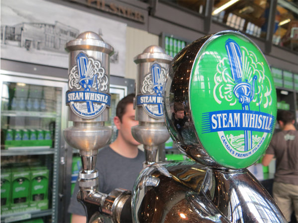 CIPH Awards Toronto Brewery For Water Conservation