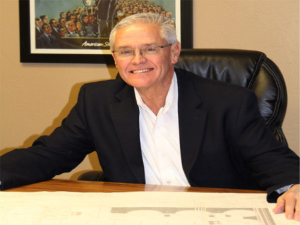 Dickie McCurdy Receives Spirit of Texas Award