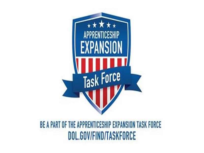 Federal Task Force Submits Apprenticeship Plan