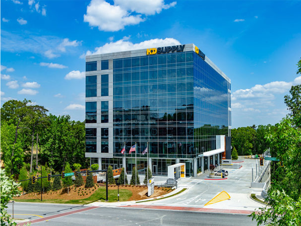 Hd-supply-opens-new-atlanta-headquarters