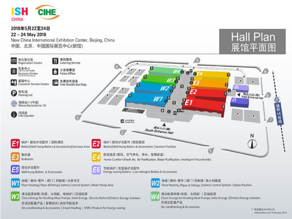 ISH China, CIPH 2018 Opens May 22