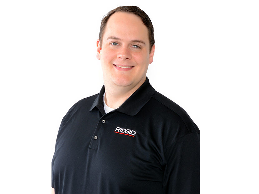 RIDGID-Names-Steven-Shepard-Director-of-Product-Management