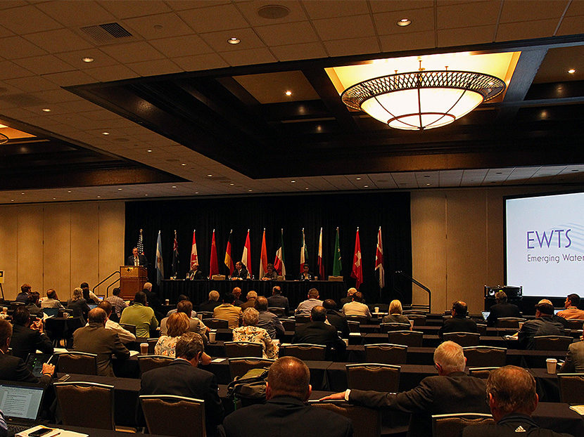 Sixth Emerging Water Technology Symposium Gives Glimpse of Future