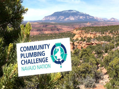 Community plumbing challenge navajo mountain project set for june 3 7