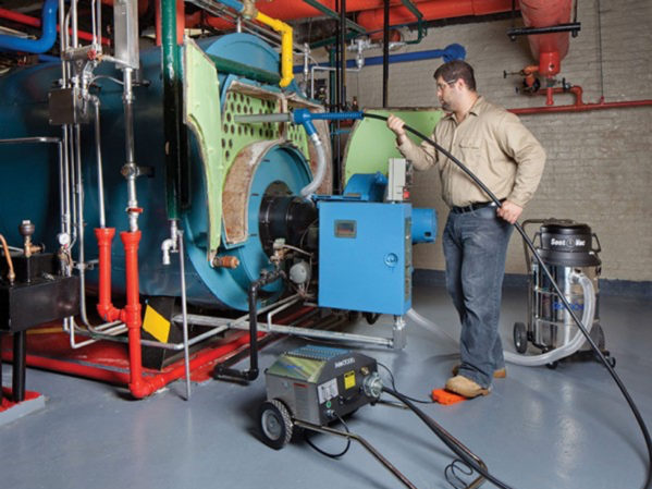 Goodway to Host Webinar on Industrial Boiler Cleaning