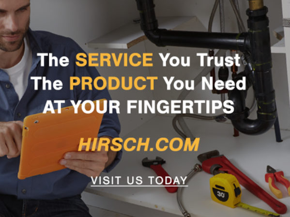 Hirsch Pipe & Supply Launches Website and Mobile App