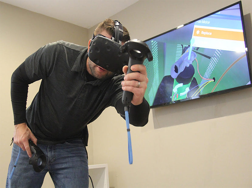Interplay Learning Secures Funding for VR Skilled Trades Training
