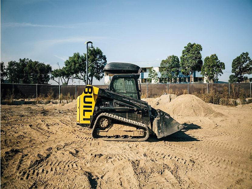 Partnership Helps Contractors Rent Autonomous Construction Equipment