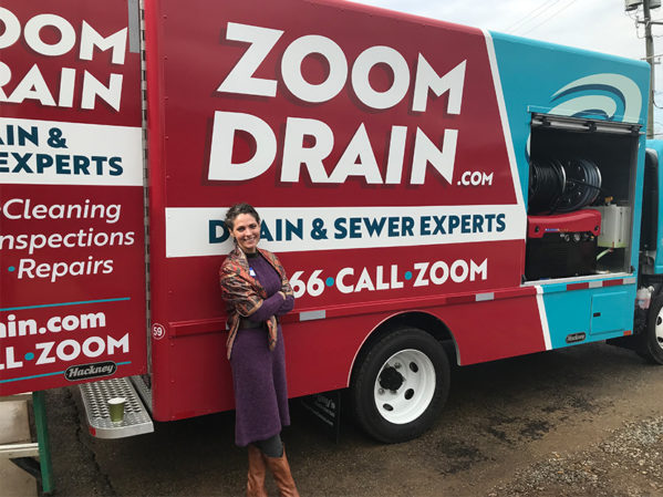 ZOOM DRAIN Adds California Location