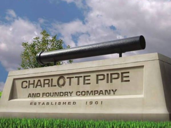 Charlotte Pipe and Foundry to Build New State-of-the-Art Plant