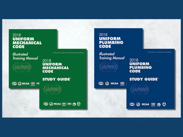 IAPMO Makes Illustrated Training Manuals and Study Guides Available Free Online 1