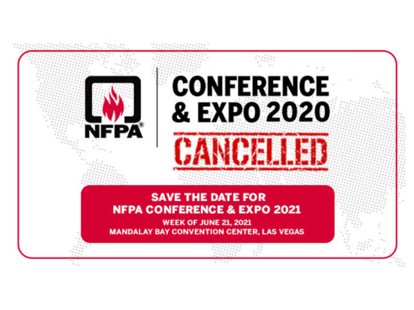 NFPA Cancels 2020 Conference & Expo