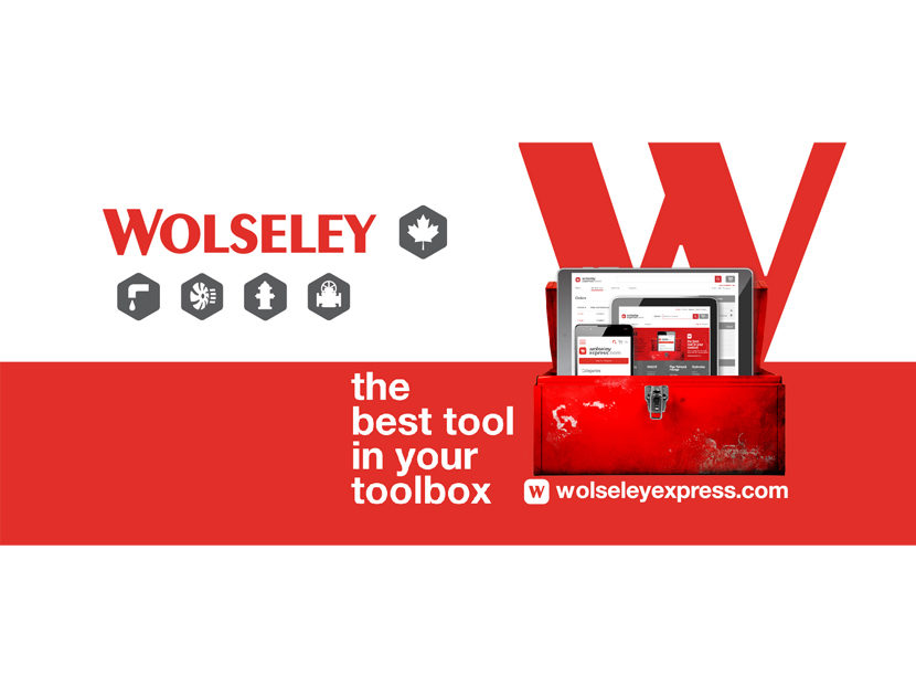 Wolseley Canada Brings New Line of Heating and Cooling Products to Canadian Pros