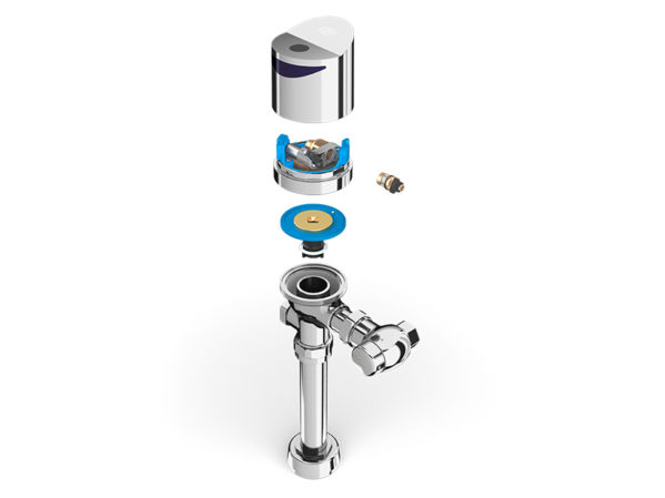 Zurn Releases New EZ Gear Sensor Flush Valves and Retrofit Kits