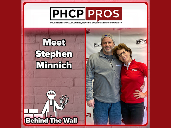PHCPPros Behind the Wall: Meet Stephen Minnich