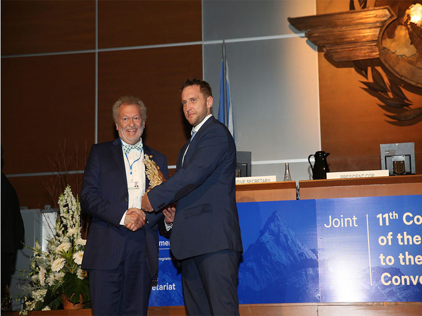 ASHRAE Earns UN Environment Award For Dedication to Advance Montreal Protocol