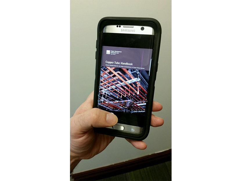 CDA Updates the Copper Tube Handbook App