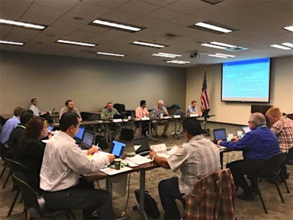 IAPMO Holds Technical Committee Meetings for Development of 2018 USPSHTC and USEHC