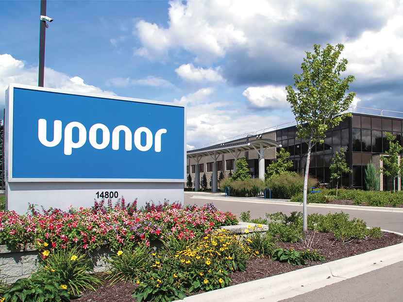 Uponor-Annex-Achieves-LEED-Gold-certification