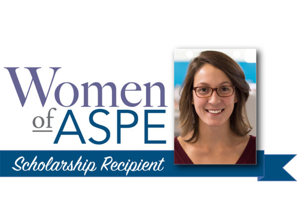 WOA Scholarship Recipient Reflects on the 2017 ASPE Technical Symposium